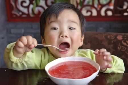 健康カラダ☆ 子供の成長と食事環境