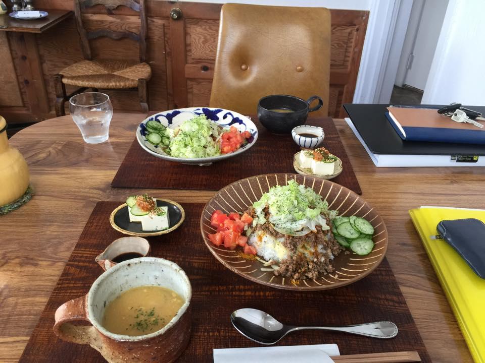 健康カラダ☆ ランチ勉強会 in わわカフェ