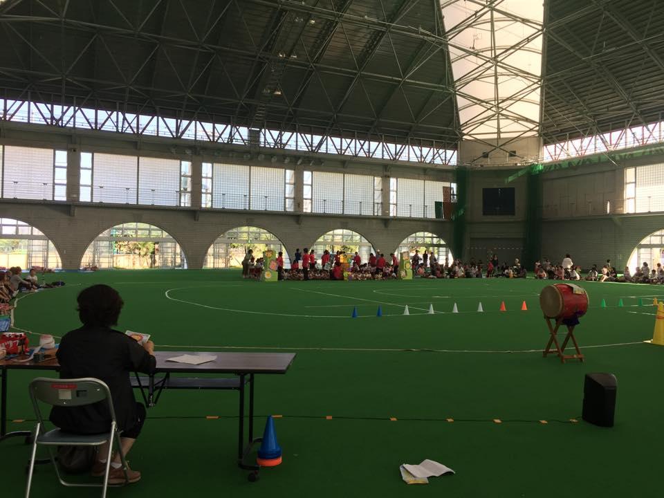 子供健康☆マーシー保育園運動会