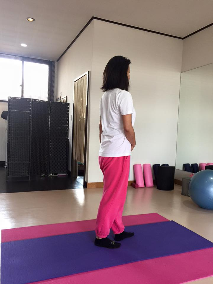 美姿勢・美脚 ☆ 歩く時に〇〇&〇〇の意識を!!