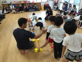 子供健康 ☆ 保育参観(きのこ保育園)