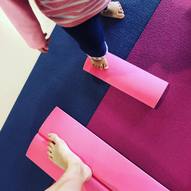 美姿勢美脚☆O脚改善に大事な足裏