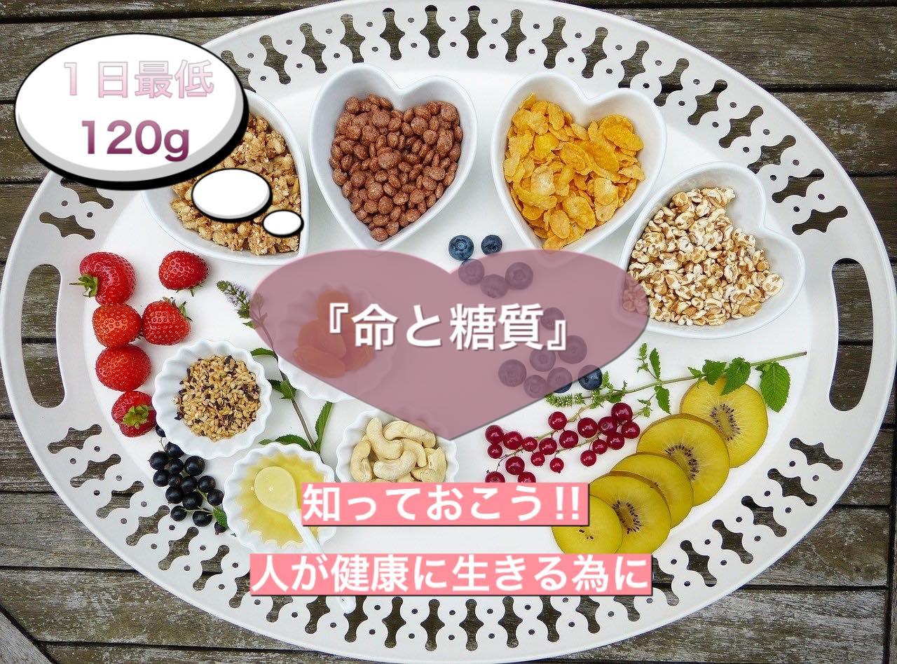 Ortho21☆『 命と糖質 』